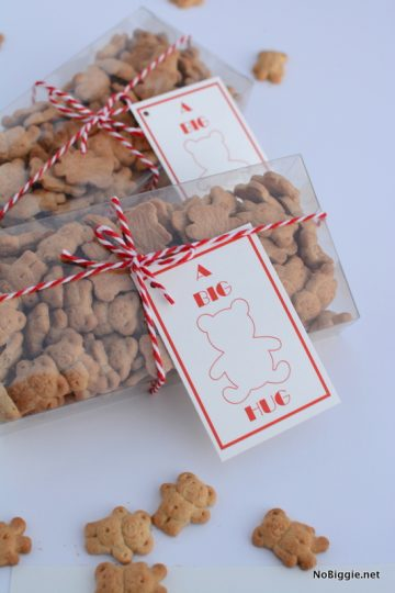 Paddington Bear Treats with free printable