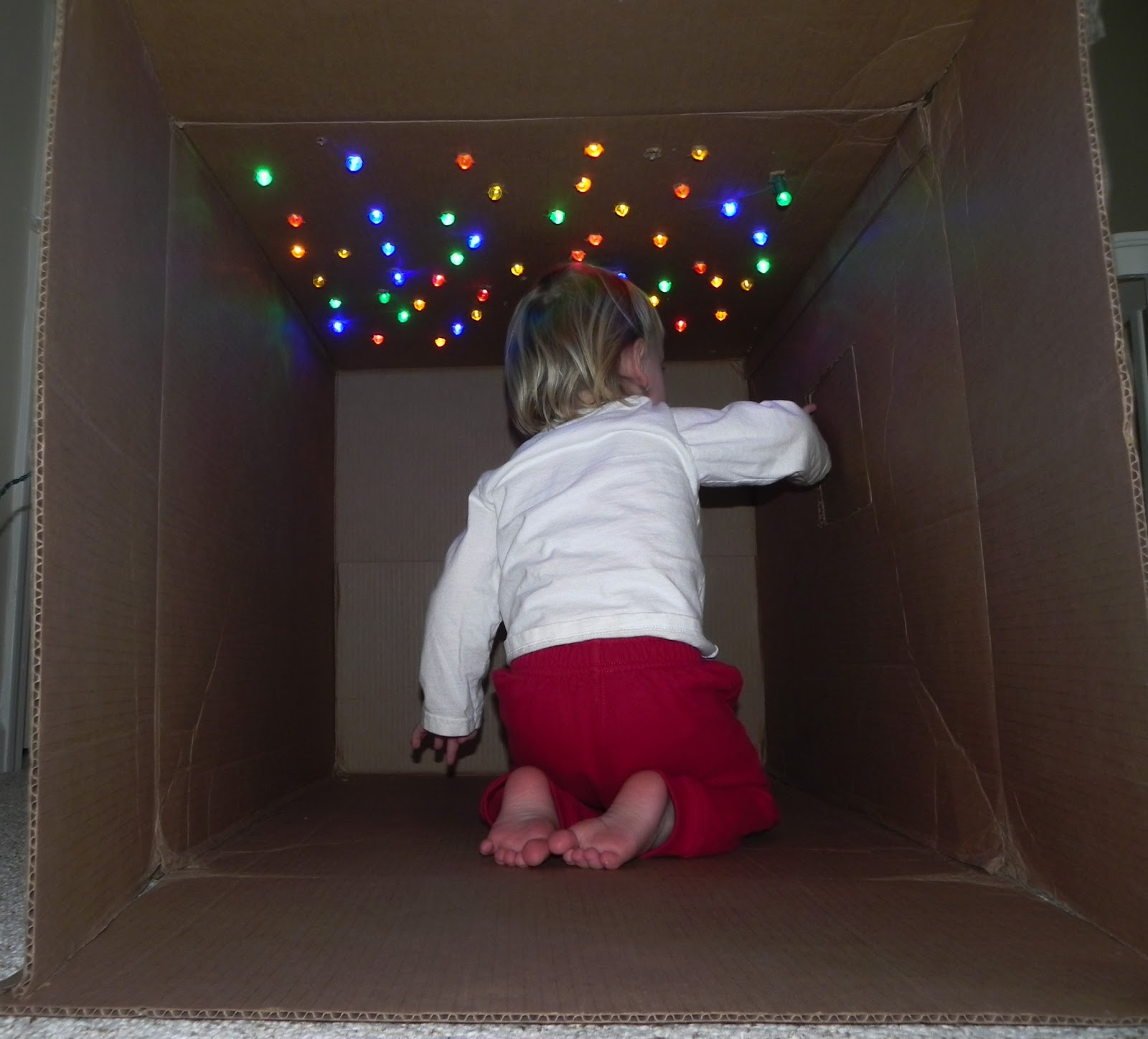 Cave of Stars | 25+ Indoor Winter Activities for Kids