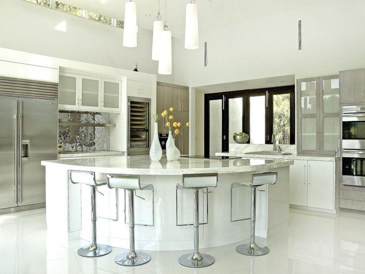 25+ Dreamy White Kitchens