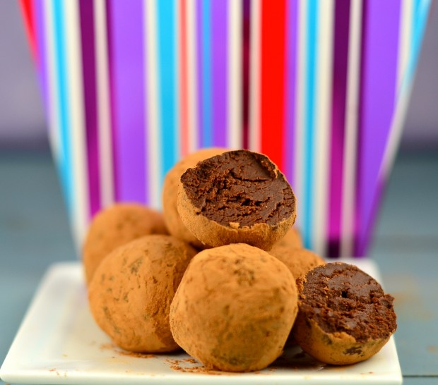 Guilt free chocolate truffles | 25+ Chocolate Lover Recipes