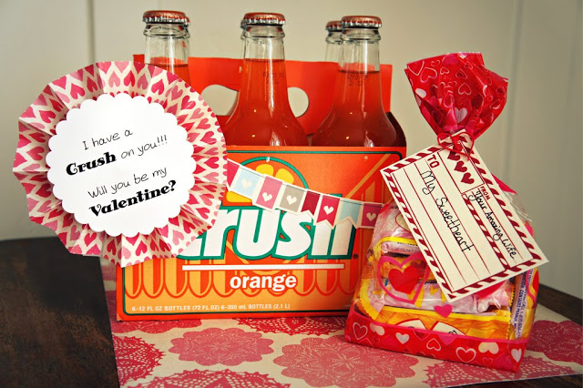 I have a CRUSH on you! | 25+ Sweet Gifts for Him for Valentine's Day