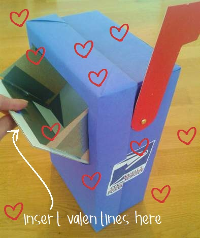 Youu0027ve Got Mail box  sc 1 st  NoBiggie & 25+ Creative Valentine Boxes