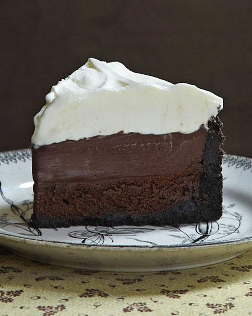 Mississippi Mud Pie | 25+ Chocolate Lover Recipes