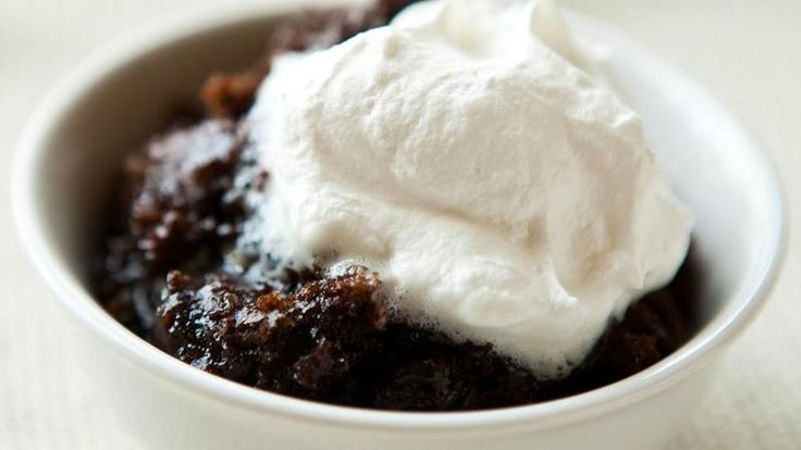 Slow-cooker chocolate lava cake | 25+ Chocolate Lover Recipes