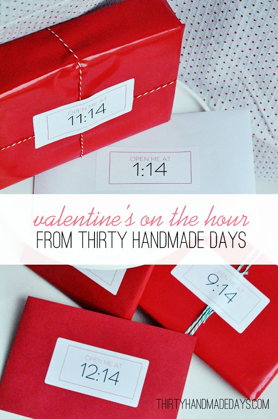 Valentine's on the hour | 25+ Sweet Gifts for Him for Valentine's Day