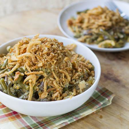 slow cooker green bean casserole | 25+ Slow Cooker Recipes Kids Love