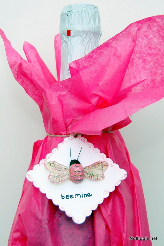 Bee Mine Valentine Nobiggie.net