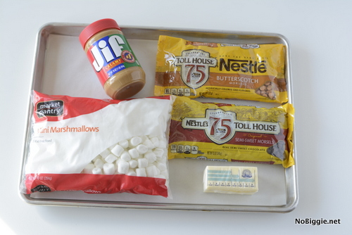 freezer fudge ingredients | NoBiggie.net