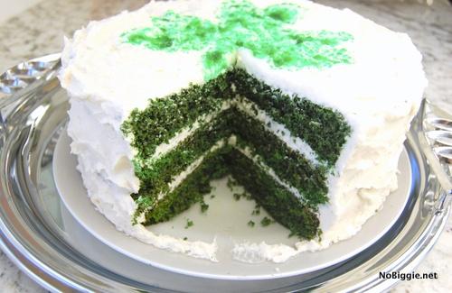 green velvet cake! | NoBiggie.net