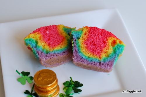 rainbow cupcakes | NoBiggie.net