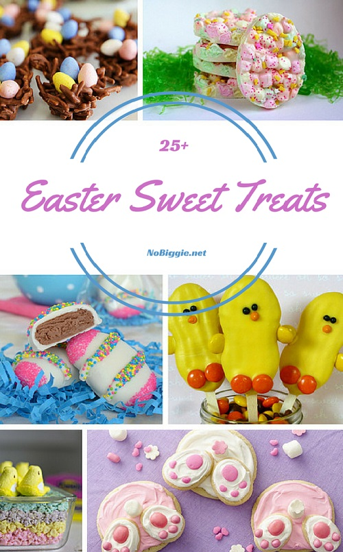 25+ Easter Sweet Treats - NoBiggie.net