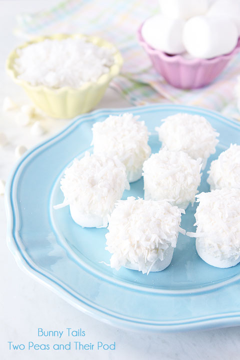 Bunny Tails | 25+ Easter sweet treats