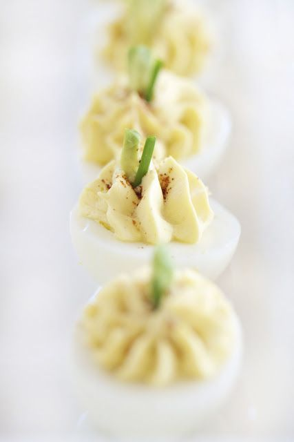 Cream Cheese Deviled Eggs | 25+ Deviled Egg Recipes