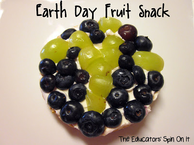 Earth Day Fruit Snack | 25+ ways to celebrate Earth Day