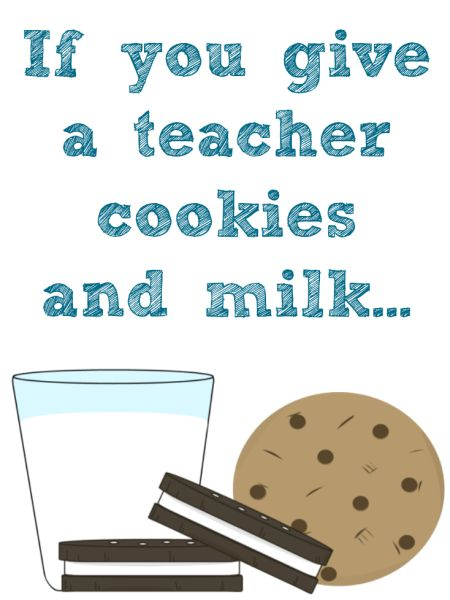 Free Print for Teacher Week | 25+ teacher appreciation week ideas