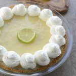 Key Lime Pie how to | the crust is amazing! | NoBiggie.net