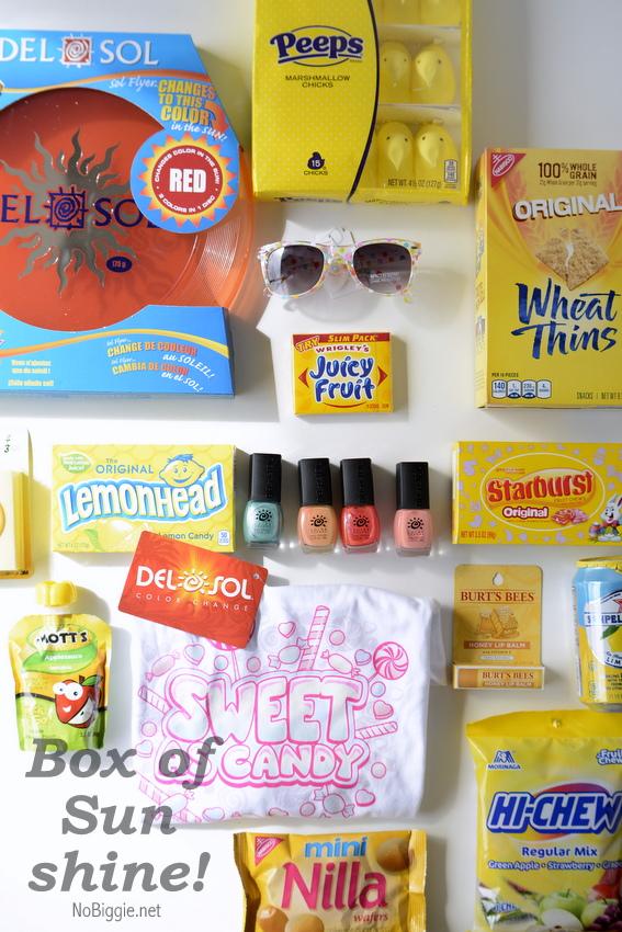 Send a Box of Sunshine   NoBiggie.net