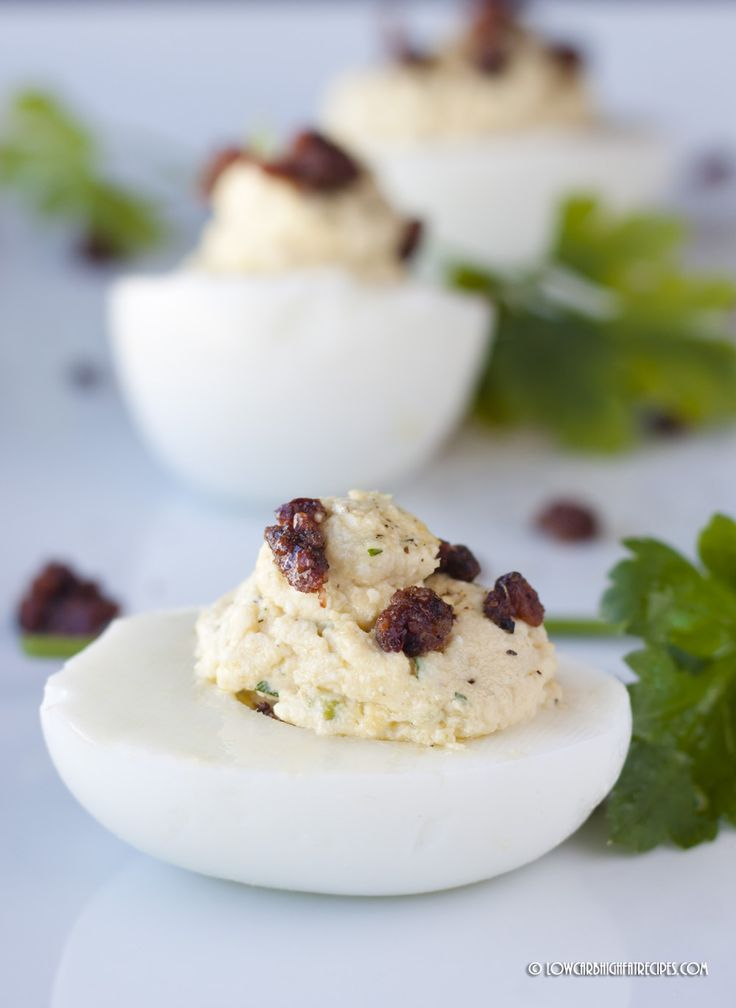 Tuna Deviled Eggs | 25+ Deviled Egg Recipes