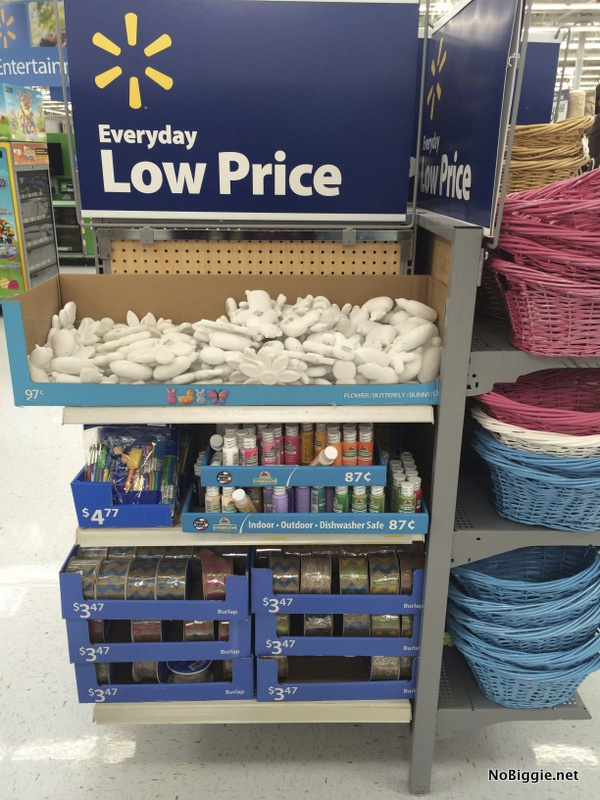 bunny toppers at Walmart | NoBiggie.net