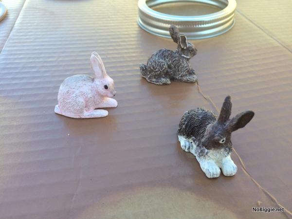 ceramic bunnies | NoBiggie.net