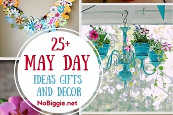 25+ May Day ideas