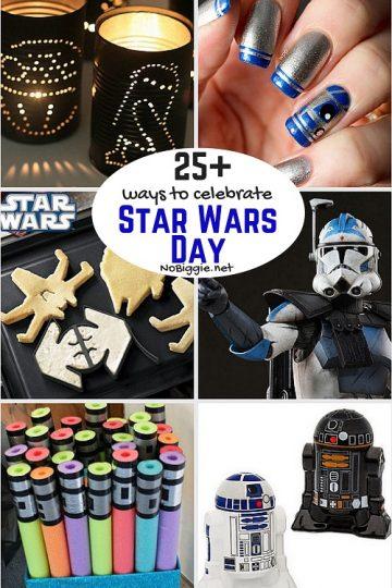 25+ Ways to Celebrate Star Wars Day