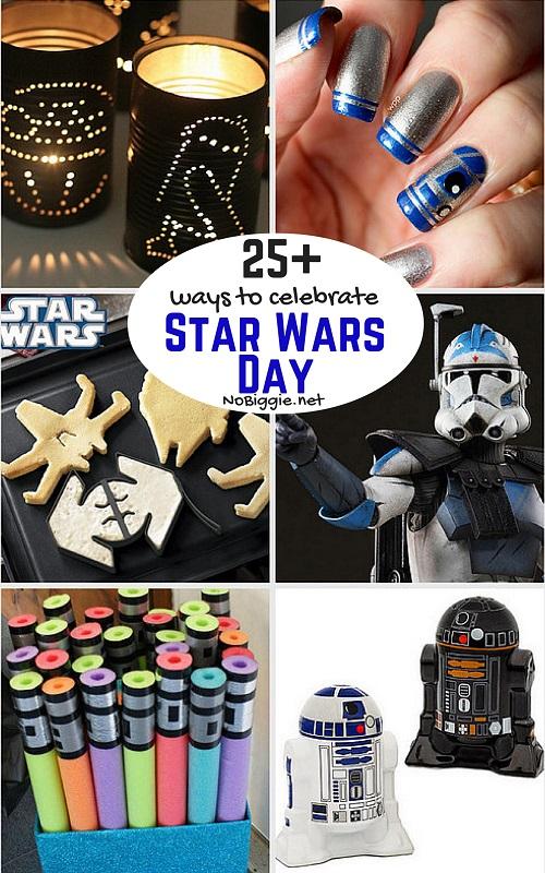 25+ ways to celebrate Star Wars Day | NoBiggie.net