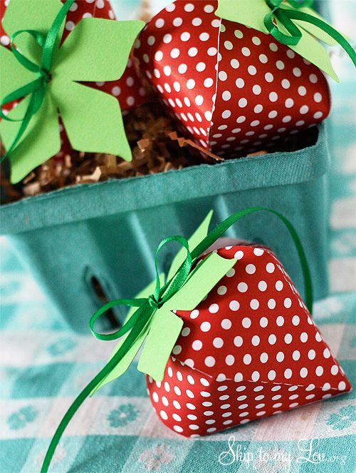 Berry Special Teacher Gift | 25+ MORE Teacher Appreciation Week ideas
