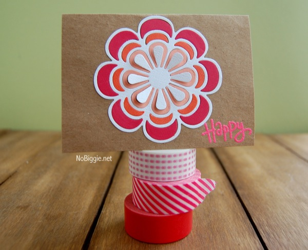 Handmade floral cards | 25+ May Day ideas | NoBiggie.net