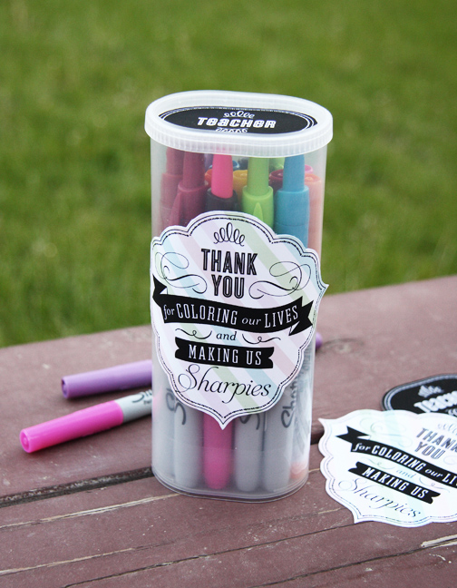 Coloring Our Lives | 25+ MORE Teacher Appreciation Week ideas