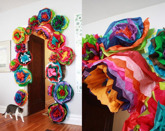Fiesta Flowers | 25+ Cinco de Mayo Ideas