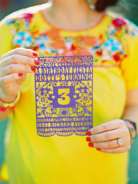 Fiesta Party Invitation | Cinco De Mayo Ideas