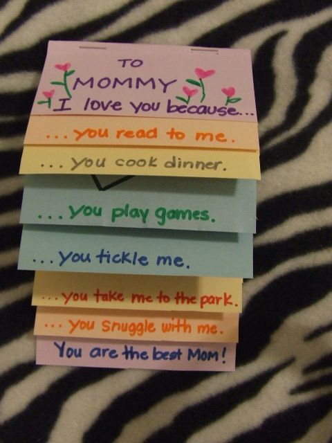 25 Handmade Mothers Day Gift Ideas
