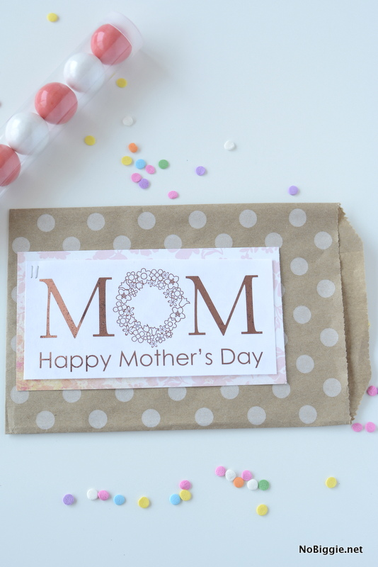 Mother's Day printable | 25+ Handmade Mother's Day Gift Ideas
