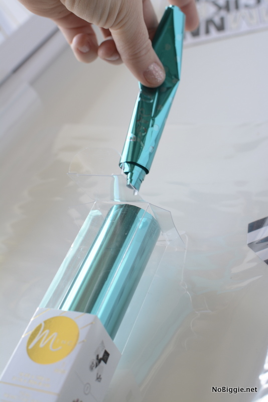 Minc Foil Applicator - more tips