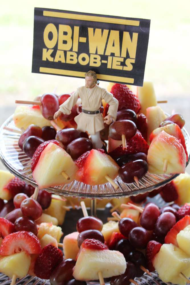 Obi-wan Kabob-ies | 25+ ways to celebrate Star Wars Day
