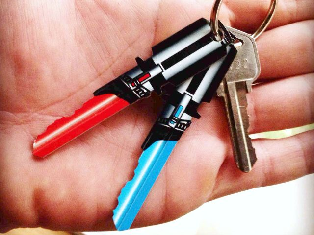 Space keys give force entry a whole new meaning | 25+ ways to celebrate Star Wars Day