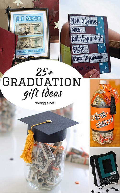 25 graduation gift ideas nobiggienet - Graduation Gift Ideas