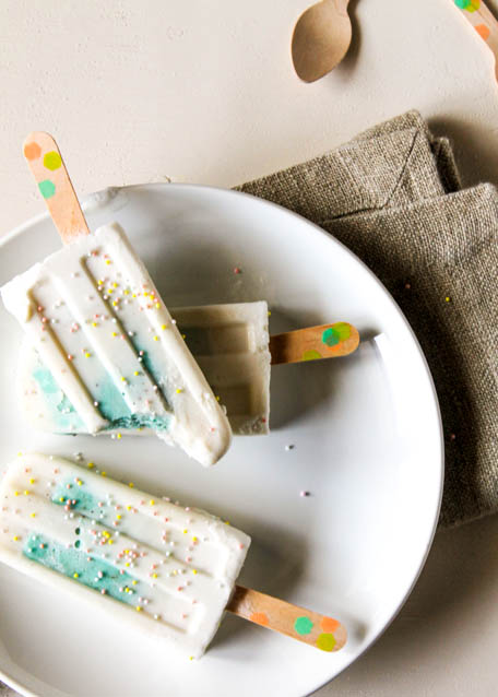 Cake Popsicles | 25+ Popsicle Recipes