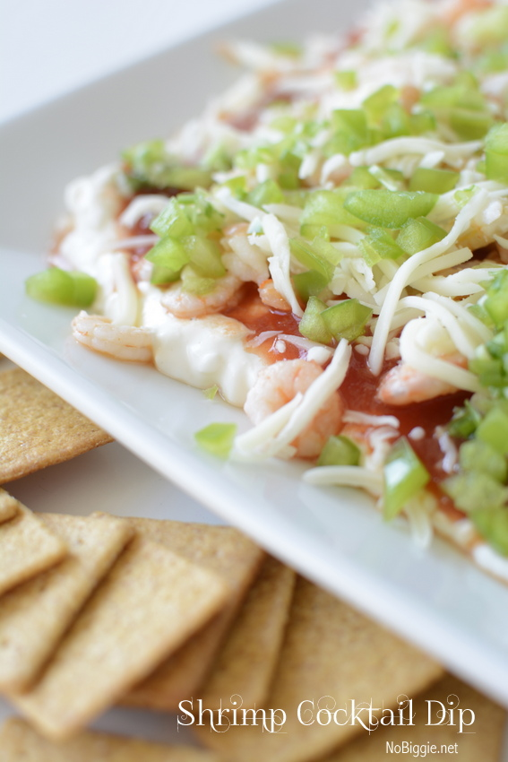 Shrimp Cocktail Dip | 25+ Cheesy Appetizers and Dips