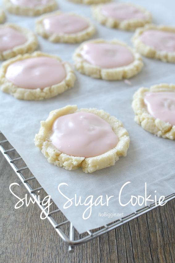 Swig style sugar cookie recipe | NoBiggie.net