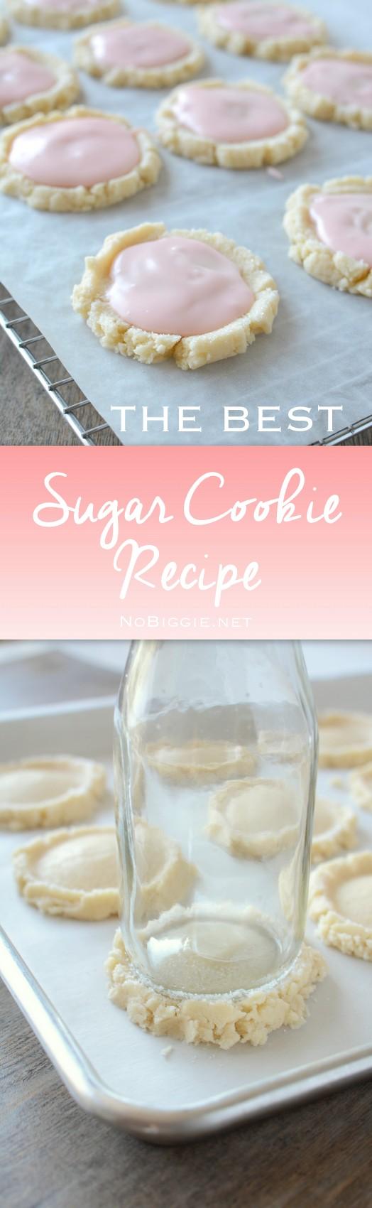 The best sugar cookie recipe - swig style | NoBiggie.net