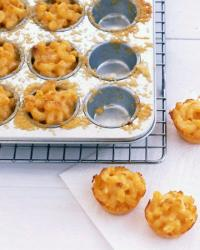 Three-Cheese Mini Macs | 25+ Cheesy Appetizers and Dips
