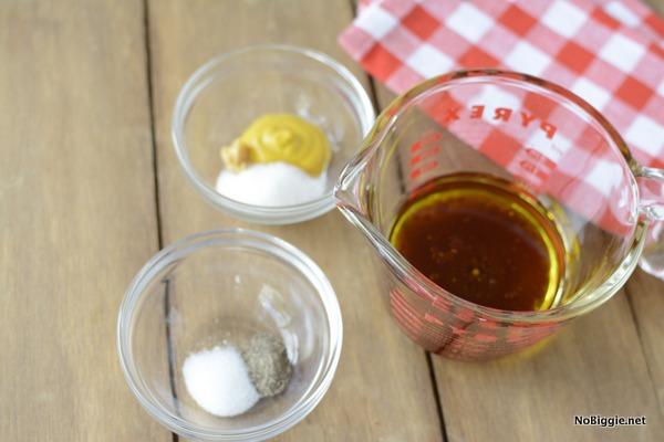 homemade dressing | NoBiggie.net