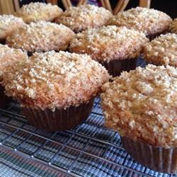 Banana Crumb Muffins | 25+ ways to use over-ripe bananas