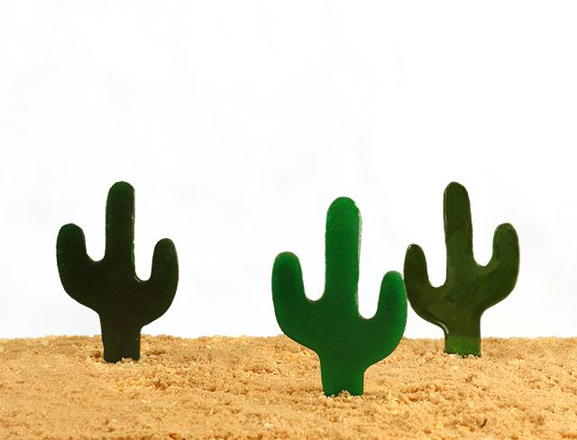 Cactus Candy | 25+ Cactus crafts and DIY