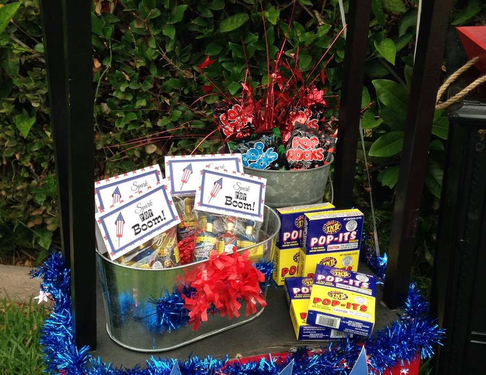 Party Favors 25 4th Of July Ideas