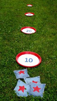 Outside games for forth of July | 25+ 4th of July Party Ideas