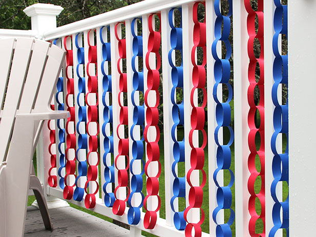 Quick And Easy Fourth Of July Decorating 25 4th Party Ideas