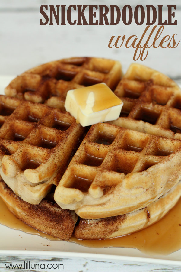 Cozy Fall Mornings: 13 Tasty Waffle Breakfast Recipes